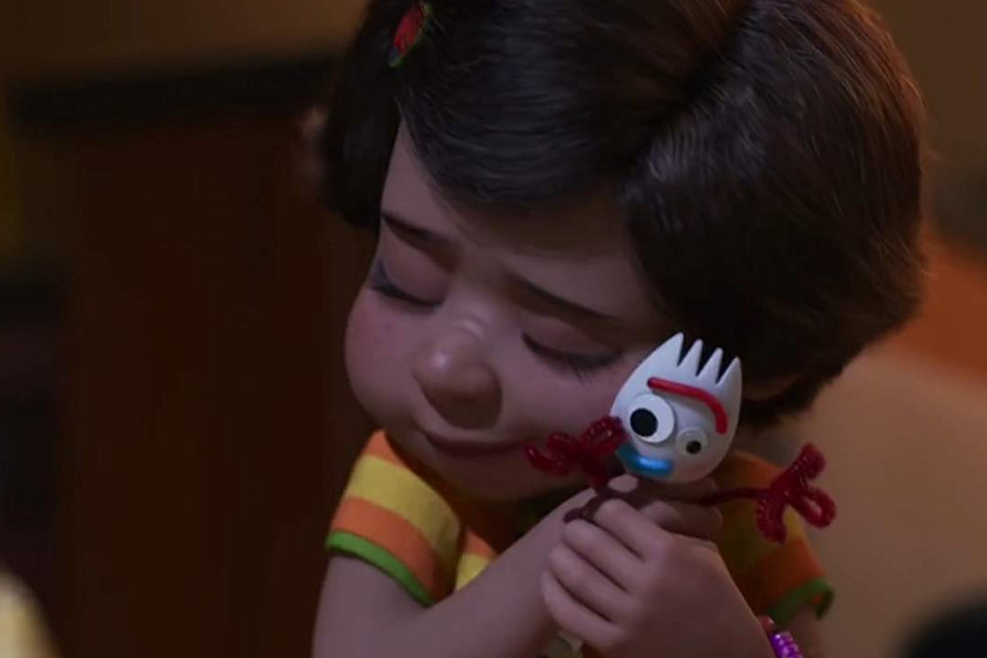 Still 12 for Toy Story 4