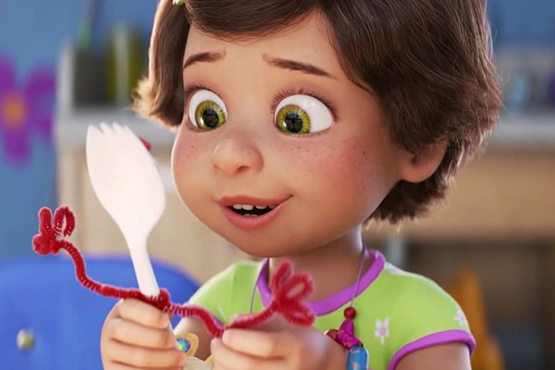 Still 15 for Toy Story 4