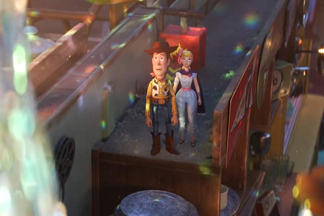 Still 17 for Toy Story 4
