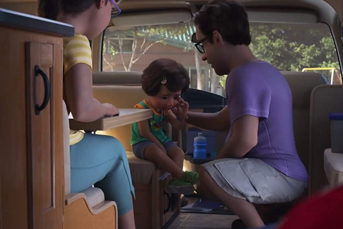 Still 18 for Toy Story 4