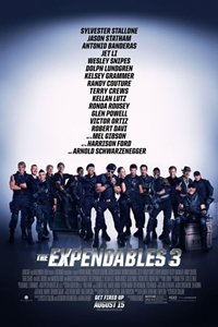 Poster of The Expendables 3