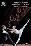 Bolshoi Ballet: The Golden Age Poster