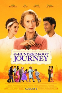 The Hundred-Foot Journey 3D