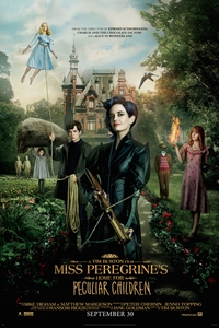 Poster of Miss Peregrine