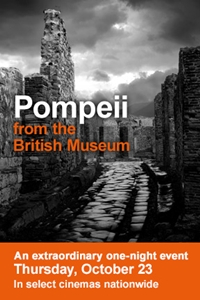 Pompeii from the British Museum