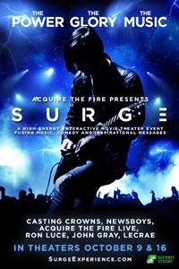 Acquire the Fire Presents: Surge