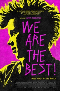 We are the Best! (Vi ar bast!)_Poster