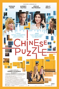 Chinese Puzzle (Casse-tete chinois)_Poster
