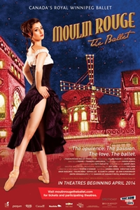 Moulin Rouge - Royal Winnipeg Ballet