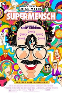 Supermensch: The Legend of Shep Gordon_Poster