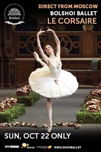 Bolshoi Ballet: Le Corsaire Poster