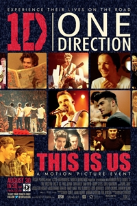 One Direction: This Is Us - New Extended Fan Cut