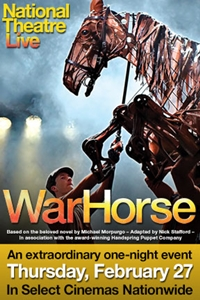 National Theatre Live: National Theatres War Horse