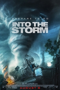 Poster of Into the Storm
