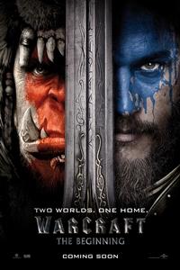 Poster of Warcraft