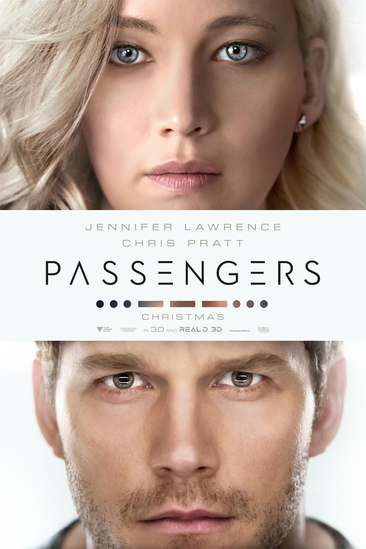 Poster for Passengers