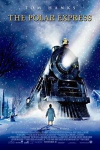 Poster for The Polar Express 3D