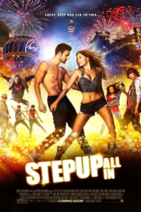 Step Up All In 3D_Poster