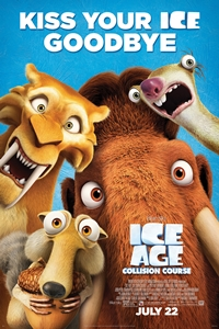 Poster of Ice Age: Collision Course