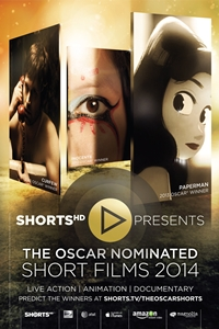 2014 Oscar Nominated Animation Shorts