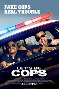 Let's Be Cops_Poster
