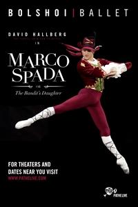 Bolshoi Ballet: Marco Spada