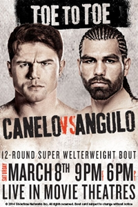 Toe to Toe: Canelo vs. Angulo