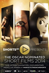 2014 Oscar Nominated Documentary Shorts Program A