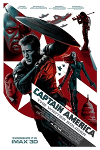 Captain America: The Winter Soldier IMAX 3D