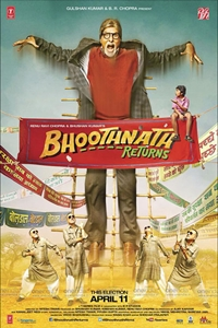 Poster of Bhoothnath Returns