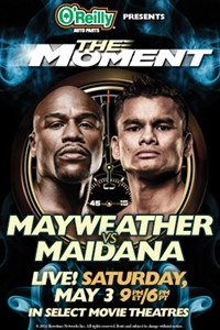 The Moment: Mayweather vs. Maidana
