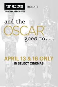 TCM Presents And The Oscar® Goes To...