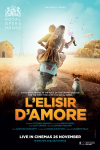 Royal Opera House: L'Elisir d'amore