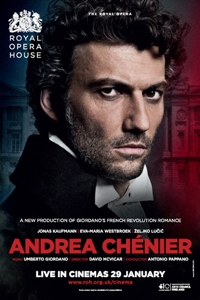 The Royal Opera House: Andrea Chenier