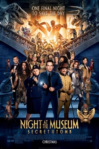 3D Night at the Museum: Secret of the Tomb