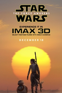 Star Wars: The Force Awakens An IMAX 3D Experience