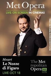 The Metropolitan Opera: Le Nozze di Figaro