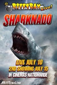 RiffTrax Live: Sharknado Encore