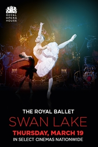 Poster of Royal Ballet - Swan Lake
