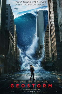 Poster for Geostorm