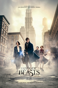 Poster of Fantastic Beasts and Where to Find Th...