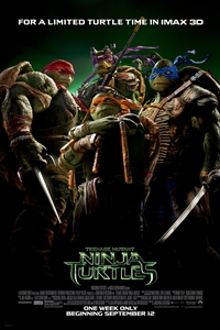 Teenage Mutant Ninja Turtles: An IMAX 3D Experience