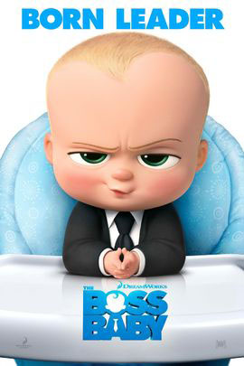 Poster of Boss Baby, The