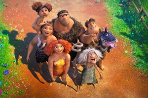 The Croods: A New Age cast photo