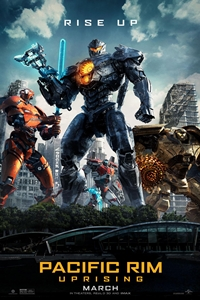 Poster for Pacific Rim: Uprising