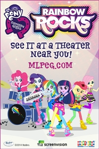 My Little Pony: Rainbow Rocks
