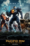 Pacific Rim: Uprising 3D Poster