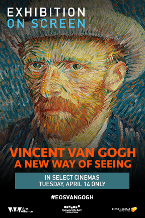 Poster of Exhibition On Screen: Van Gogh - A New Way of Seei