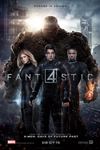 3D Fantastic Four in