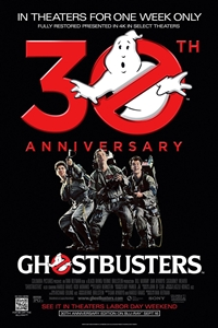 The 30th Anniversary: Ghostbusters
